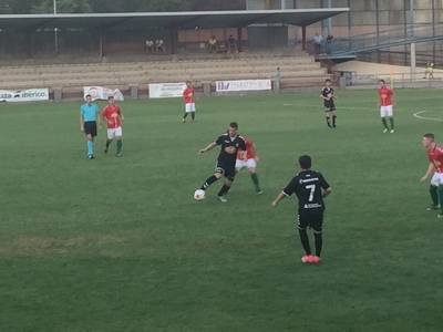 El C.F. Talavera vence al C.P. Moralo (1-0)