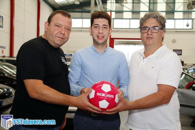 Josete de estrenará en Segunda División con el Soliss FS Talavera