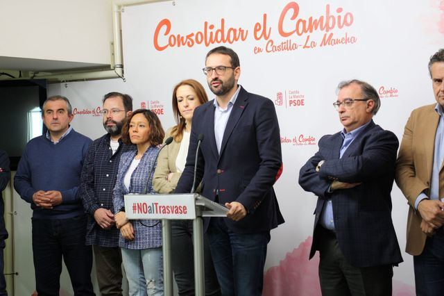 """Gutiérrez: """"El gobierno de Mariano Rajoy ha dejado claro que no quiere un Pacto Nacional por el Agua"""""""