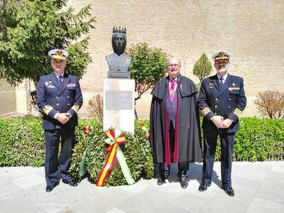 José María Gómez homenajeado en Santa Fe de Granada y en Madrigal de las Altas Torres