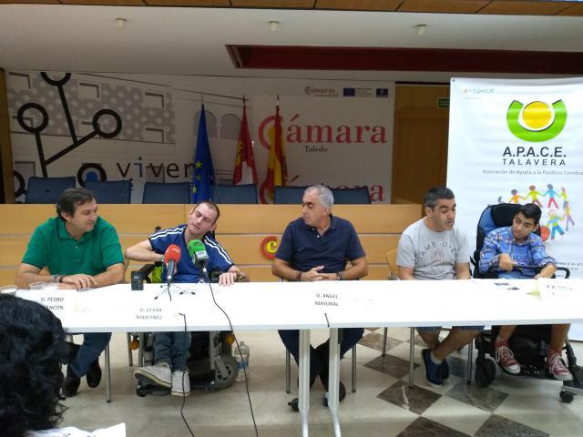 APACE Talavera organiza actividades por su 40 aniversario