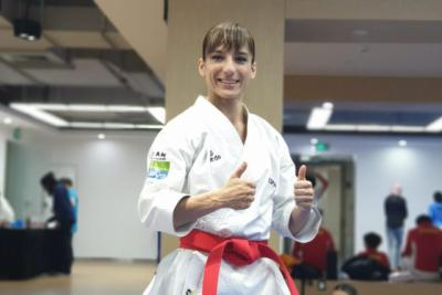 'Sandra San' sigue imparable y peleará por el oro en Shanghai