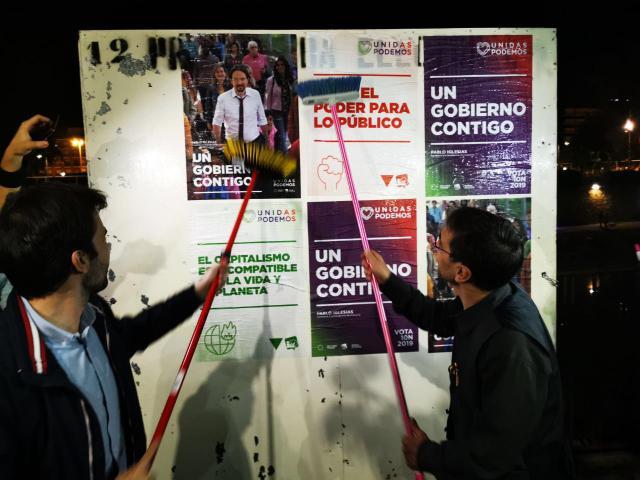 """Unidas Podemos pide en CLM """"respaldo"""" para """"garantizar"""" un Gobierno de coalición"""