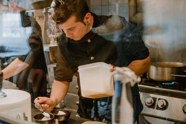'Raíces', del talaverano Carlos Maldonado, en el 'Top 10' de los restaurantes de España