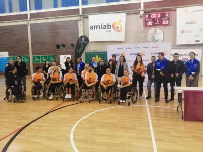 La Junta destaca el trabajo y el compromiso de la asociación AMIAB en la atención a las personas con discapacidad
