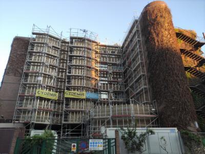 La Residencia de Mayores 'Virgen del Prado' tendrá nueva fachada en junio de 2022