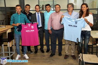 El Soliss FS Talavera iniciará su nuevo proyecto en Segunda División con cambios en su directiva