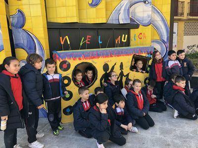 Así fue la Semana Cultural del Colegio talaverano Juan Ramón Jiménez