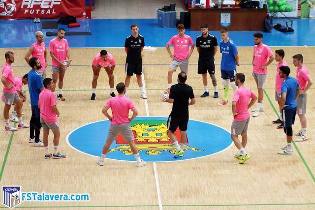 El Soliss FS Talavera se pone a punto para afrontar una nueva temporada