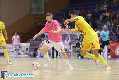 El Soliss FS Talavera viaja a Ferrol para seguir con su particular 'Tourmalet'