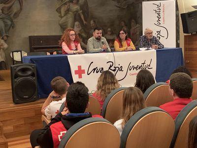 El Gobierno regional pone en valor la formación en prevención de los voluntarios de Cruz Roja