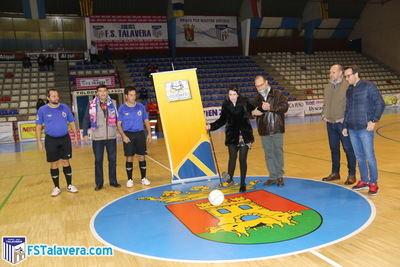 COCEMFE Talavera fue el primer invitado de 2018 en la iniciativa el 'Jugador Número Seis'