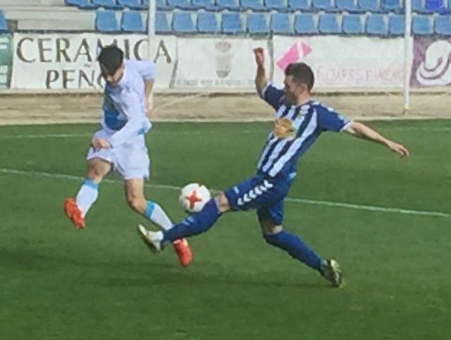 Magnífica actuación del CF Talavera en casa que vence al Deportivo Fabril