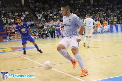 Quique Hernando se convierte en el undécimo pasajero del Soliss FS Talavera