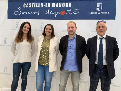 1.250.000 euros para las federaciones deportivas