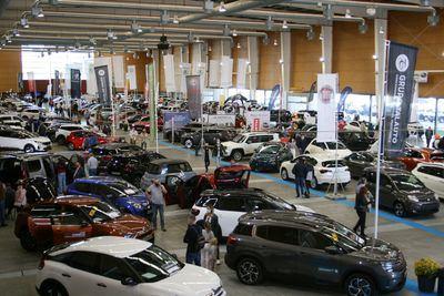El Salón del Automóvil, todo un éxito de ventas