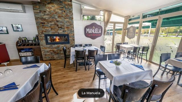 Restaurante 'La Manuela', disfruta de su cocina todo el año (fotos y ruta virtual)