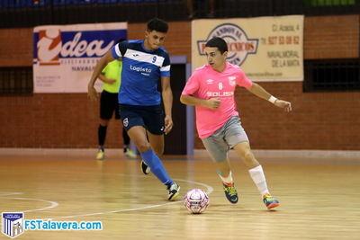 El Soliss FS Talavera anota su segunda victoria de pretemporada