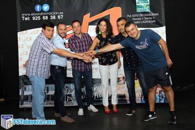 Ébora Formación, nuevo patrocinador del Soliss FS Talavera