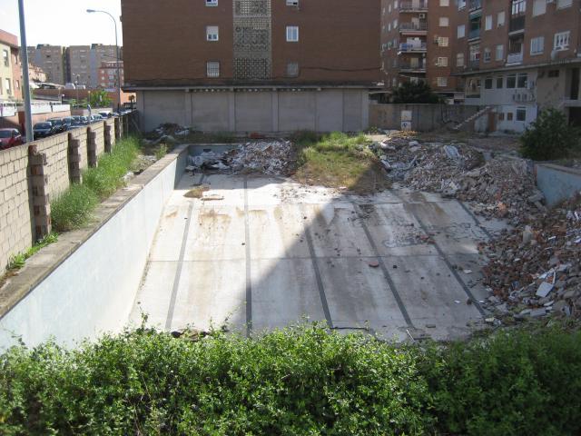 La antigua piscina de la Solana será una nueva plaza
