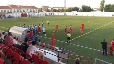 Empate del CF Talavera (1-1) en su visita a Almagro
