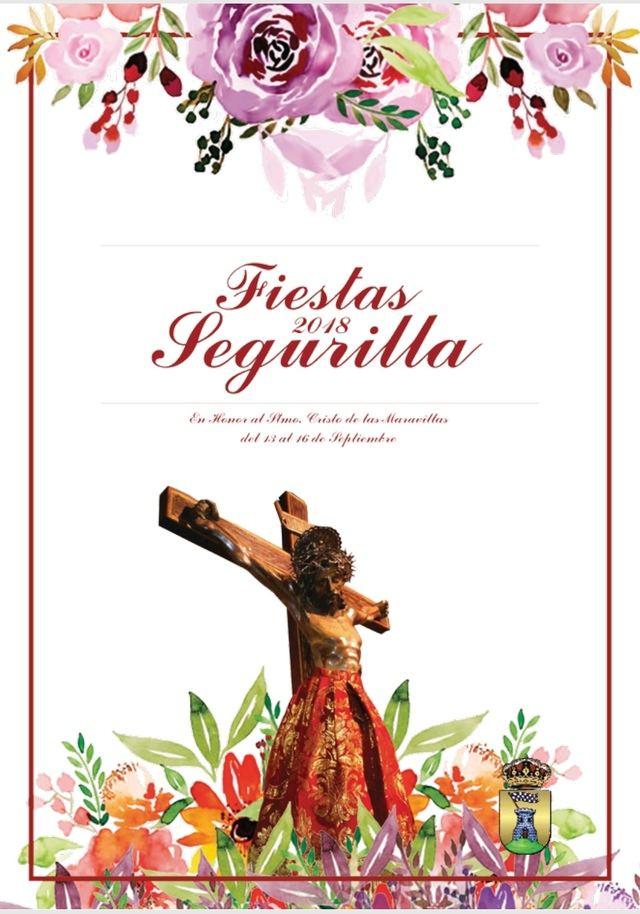 Día grande de las fiestas del Cristo de las Maravillas en Segurilla