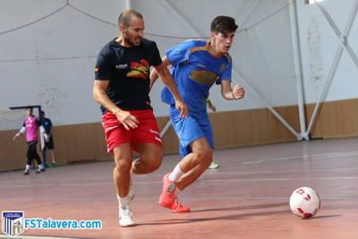 El Soliss FS Talavera vence al Calera FS (1-7)