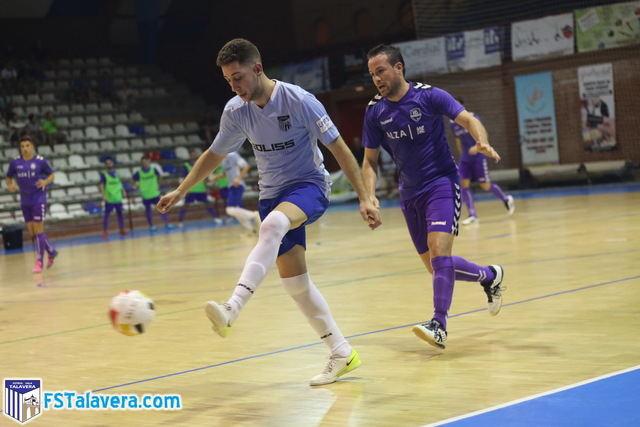 El Soliss FS Talavera alcanza su tercera final consecutiva de la Copa CLM