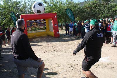 Continúa el gran 'Desafío' de Eurocaja Rural con divertidas actividades