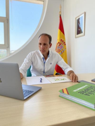 La respuesta de Daniel Arias a Paco Nuñez