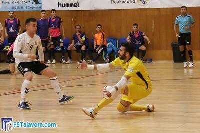 Rivas sigue siendo un lugar maldito para el Soliss Fútbol Sala Talavera