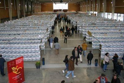 Satisfacción total en el 52º Campeonato Ornitológico de España celebrado en el Ferial