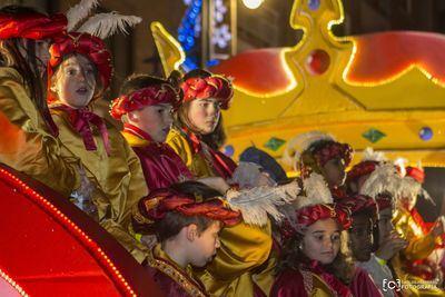 TALAVERA | La magia de la cabalgata de los Reyes Magos, en imágenes