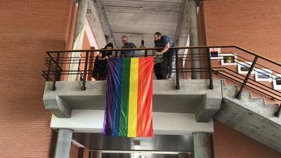 La UCLM en Talavera de la Reina se suma a conmemorar el Orgullo LGTBI