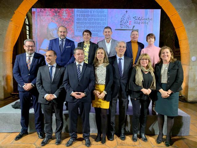 Sigüenza inicia la celebración de su IX Centenario, con la vista puesta en su declaración como Patrimonio de la Humanidad