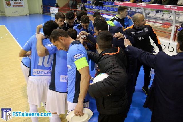 El Soliss FS Talavera se embarca este domingo en una final por la supervivencia en la categoría