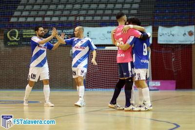 Un Soliss FS Talavera de pico y pala bate al Leganés FS