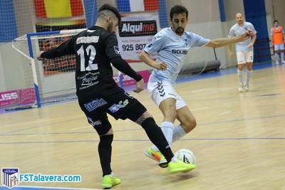 El Soliss FS Talavera visita Bargas en busca del pase a semifinales del Trofeo 'JCCM'