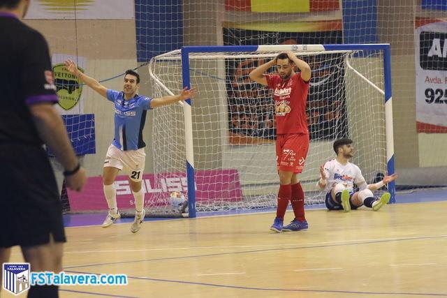 El Soliss FS Talavera se reencuentra con la victoria tras superar en casa al Noia Portus Apostoli