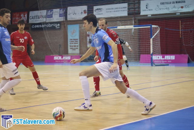 El Soliss FS Talavera encara la batalla final por la supervivencia en la segunda división