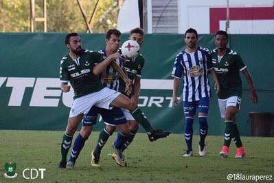 Melchor hace un 'Ramos' y el C.F. Talavera se estrena con empate