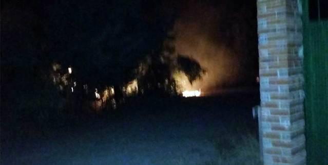 Sofocados los incendios de la medianoche en Los Cerralbos