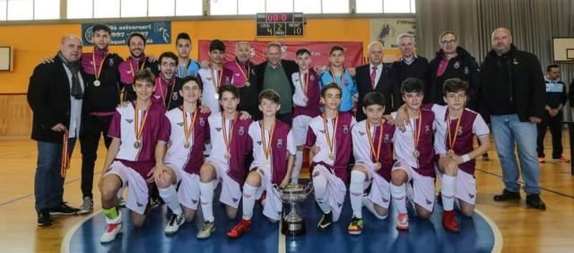 Castilla-La Mancha se proclama campeona de España infantil de fútbol