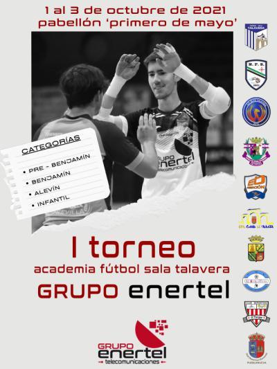 La academia FS Talavera inaugura la temporada con el I Torneo 'Grupo Enertel'
