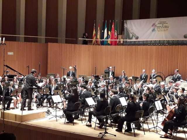 La Banda de Música gana el CIBM de Valencia 2019