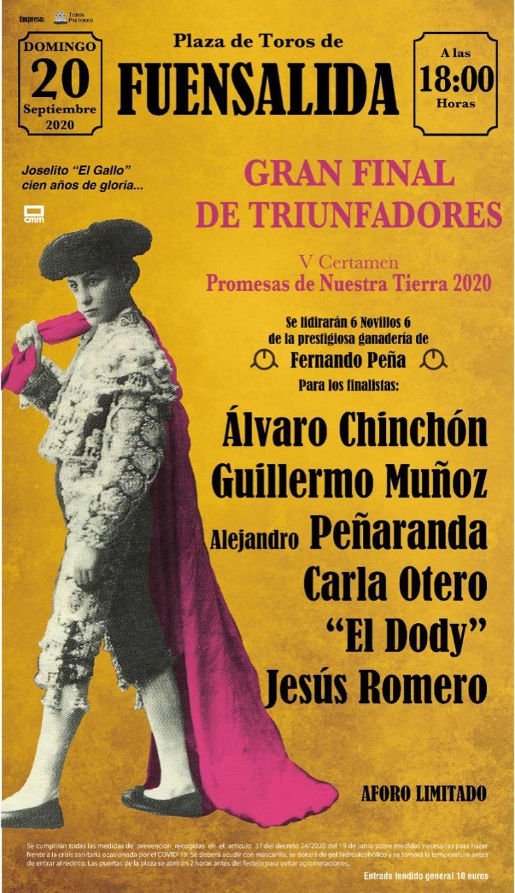 TOROS | Fuensalida espera a un triunfador