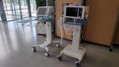 COVID-19 | Turquía requisa los respiradores de España para sus propios enfermos, 150 eran para CLM