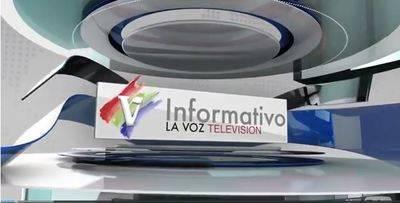 Ya está aquí el informativo semanal de 'La Voz Televisión'