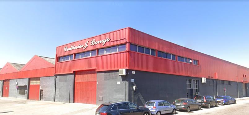 COVID-19 | Donación de alcohol al Hospital de Talavera