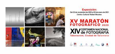 TABORACROM | Ya se puede disfrutar de la Exposición XV Maratón Fotográfico de Talavera